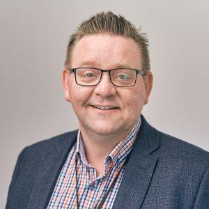 Julle Rintala on VSP:n ICT-palvelujen liiketoimintajohtaja.