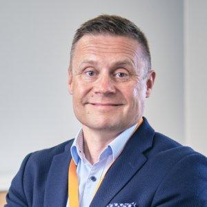 Matti Nurmi on VSP:n toimitusjohtaja.