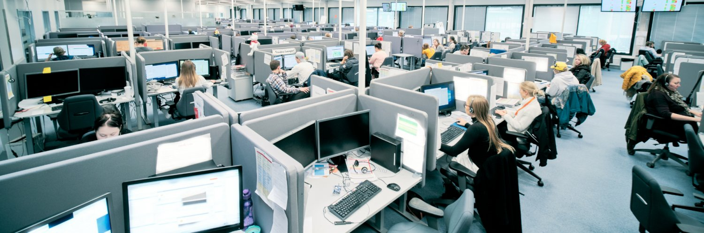 VSP tekee ulkoistettua asiakaspalvelua muun muassa Turun uudelta toimipisteeltä.