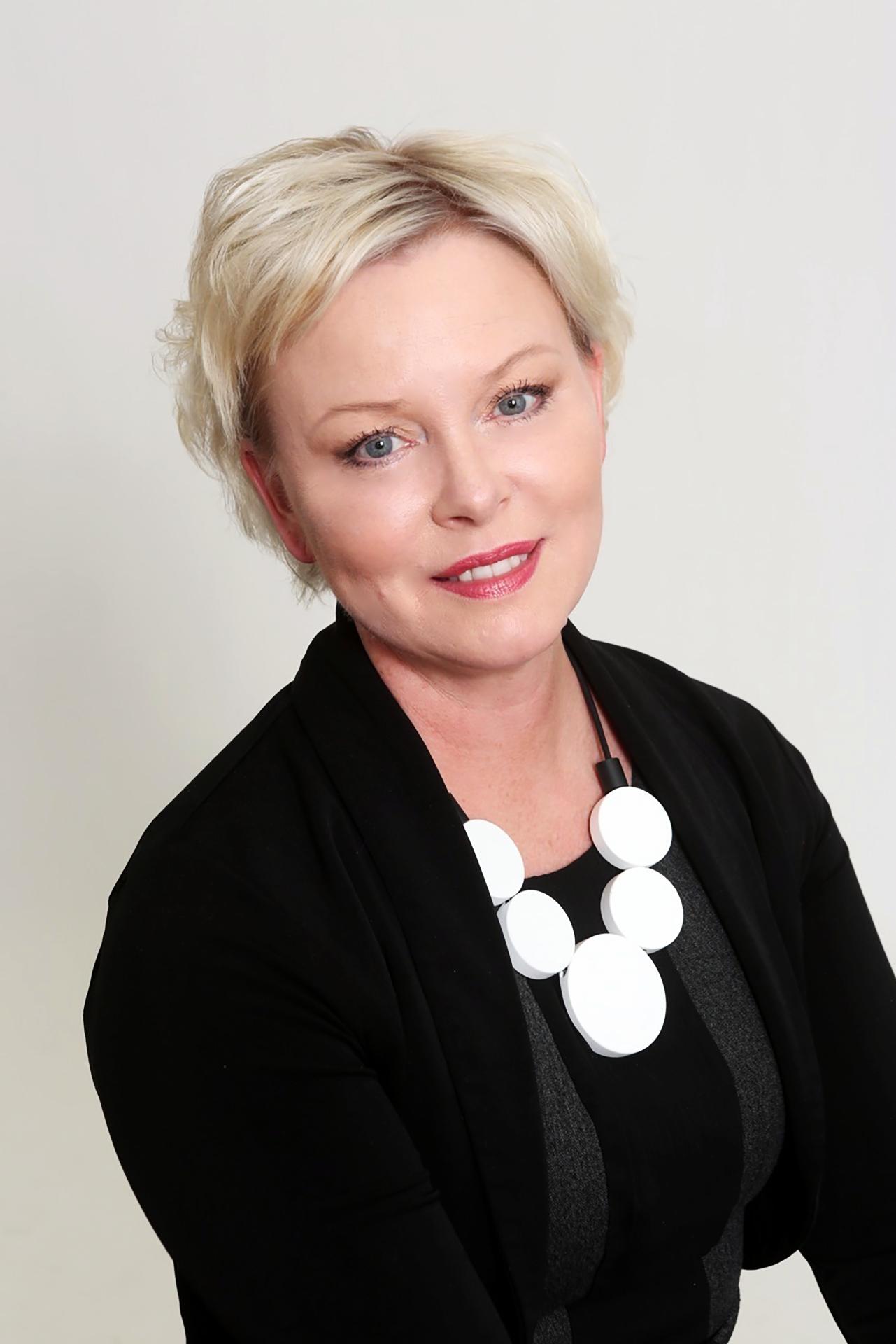 Liisa Saviluoto vastaa VSP:llä henkilöstön kehittämisestä ja viestinnästä.