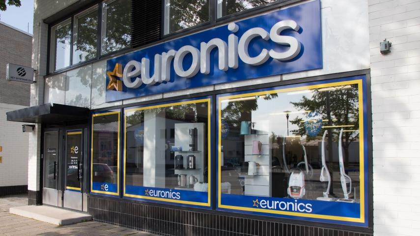 VSP Shop sijaitsee Uudessakaupungissa Euronics-myymälässä.
